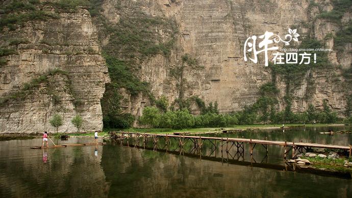 胖少爷:四渡风景似诗画,北方奇景小江南