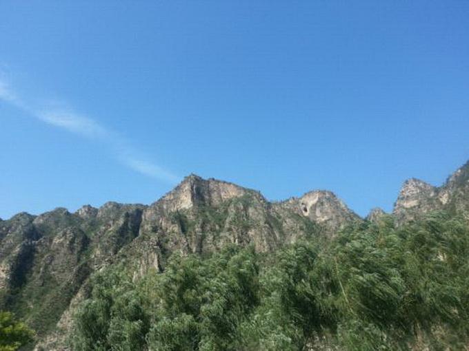 三剑客:2014暑期快乐游---十渡漂流